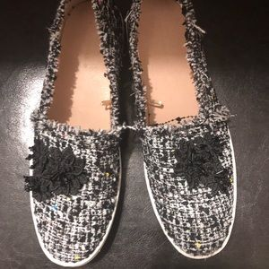 Zara tweed Sneakers